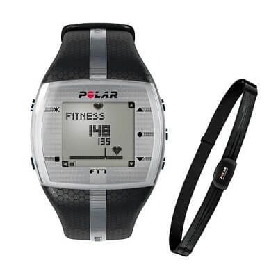 Sporttester Polar Fitness FT7 Black/Silver