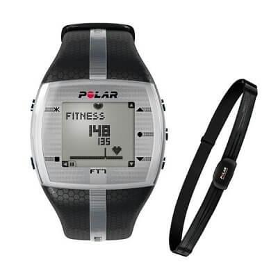 Polar Fitness FT7 Black/Silver
