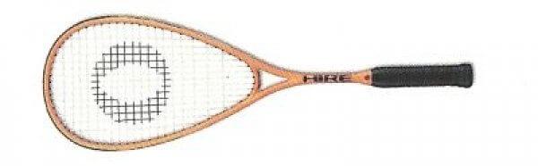 Squashová raketa Oliver HIRE GRAPHITE