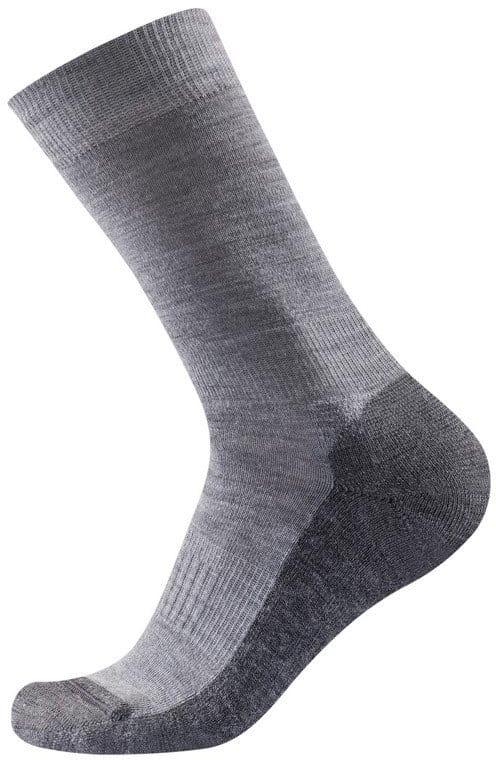 Středně teplé vlněné ponožky Devold Multi Medium Sock