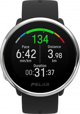 Fitness hodinky Polar IGNITE černý, vel. M/L
