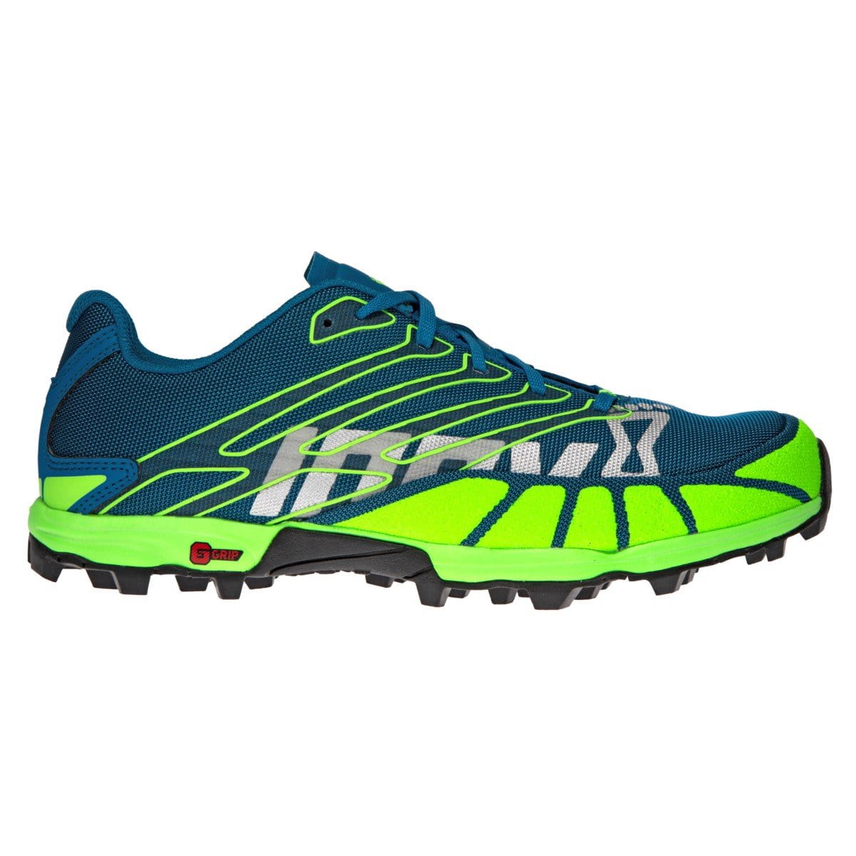 Běžecká obuv Inov-8  X-TALON 255 M (S) blue/green modrá/zelená