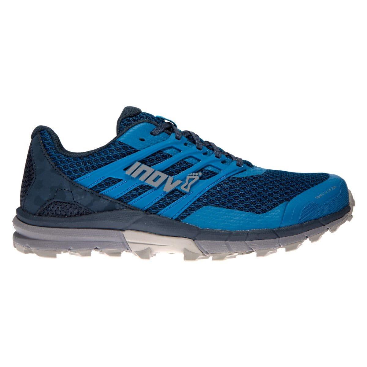 Běžecká obuv Inov-8  TRAIL TALON 290 M (S) blue/grey modrá/šedá