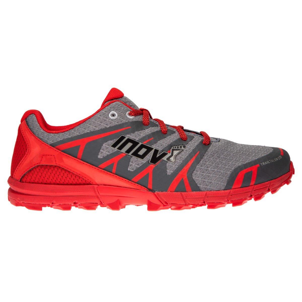 Běžecká obuv Inov-8  TRAIL TALON 235 M (S) grey/red šedá/červená