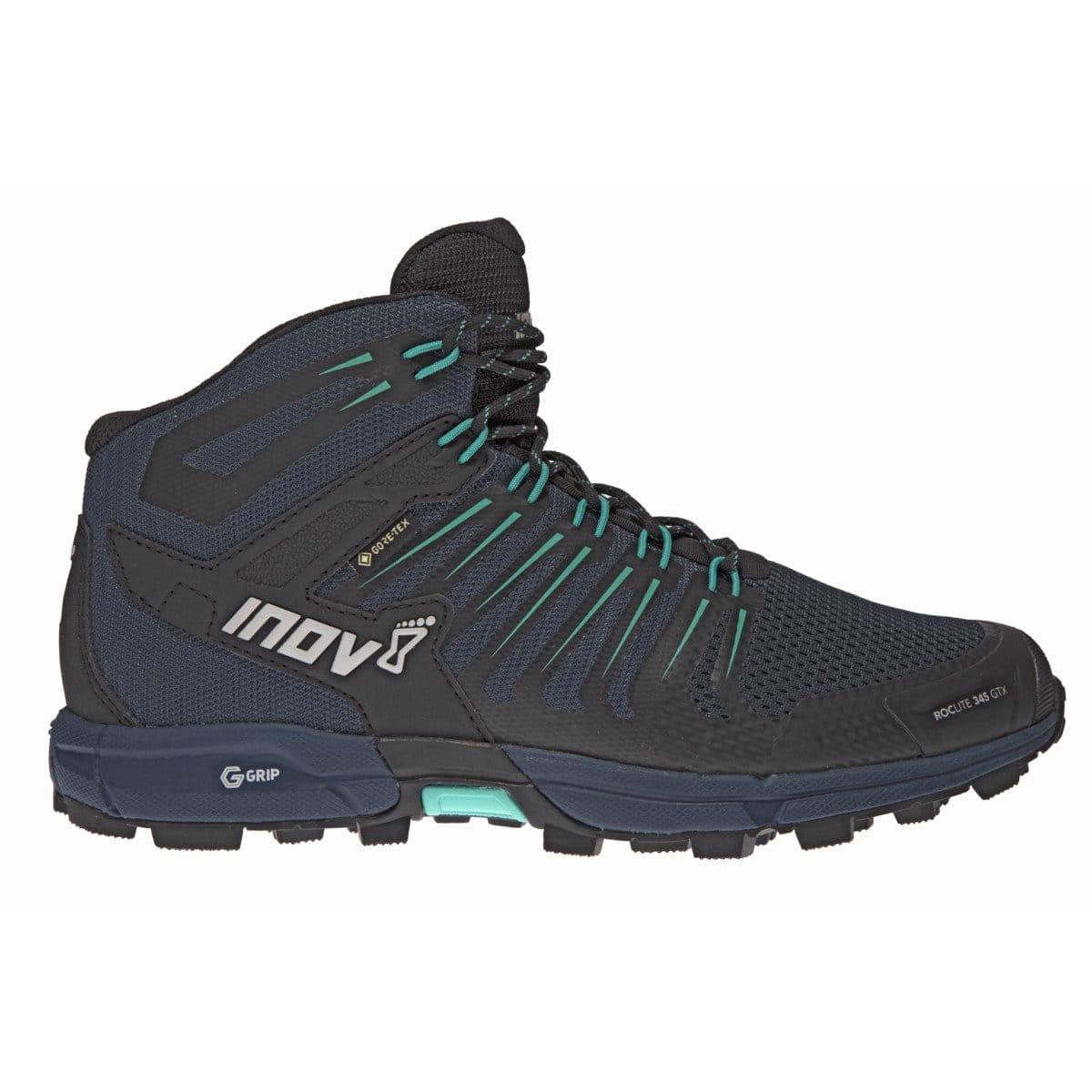 Běžecká obuv Inov-8  ROCLITE 345 GTX W (M) navy/teal modrá/zelená