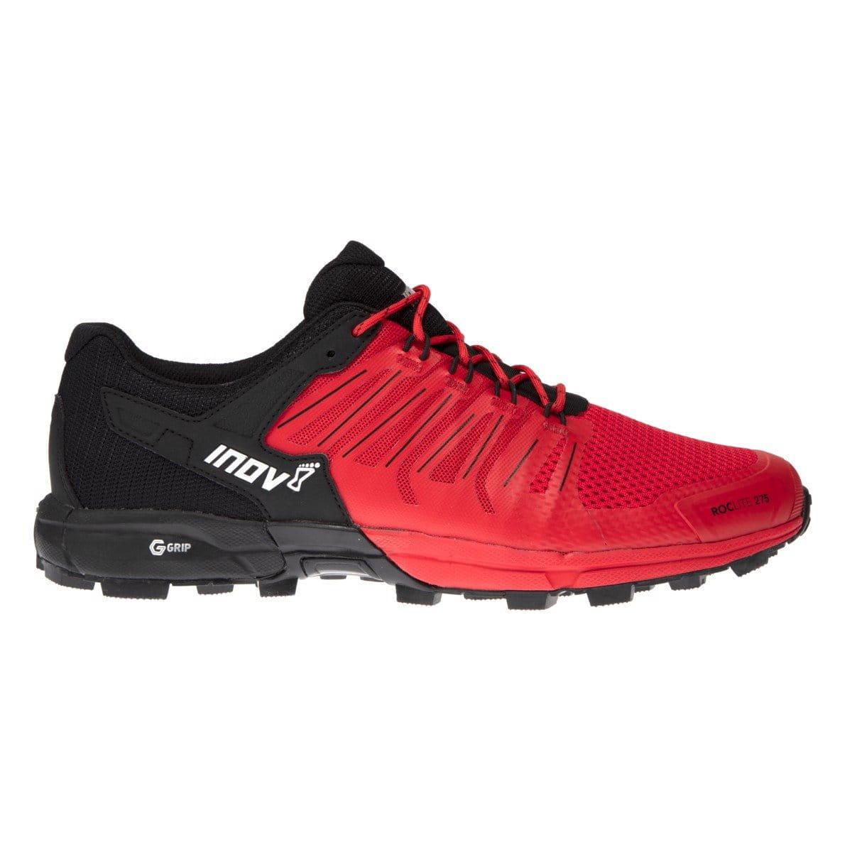 Běžecká obuv Inov-8  ROCLITE 275 M (M) red/black červená(černá
