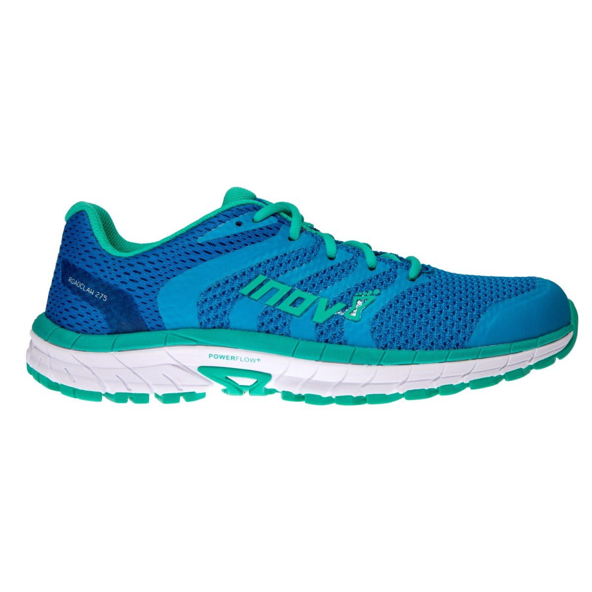 Běžecká obuv Inov-8  ROADCLAW 275 KNIT W (S) blue/teal modrá/zelená