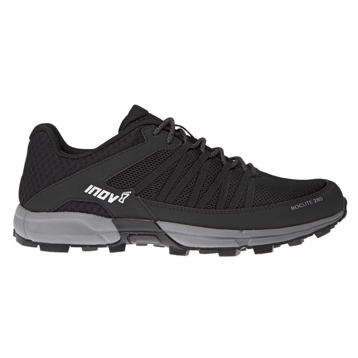 Běžecká obuv Inov-8  ROCLITE 280 M (M) black/grey černá/šedá