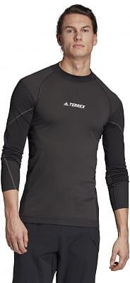 Pánské funkční tričko adidas Knit Longsleeve