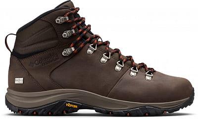 Pánská outdoorová obuv Columbia 100MW Titanium Outdry