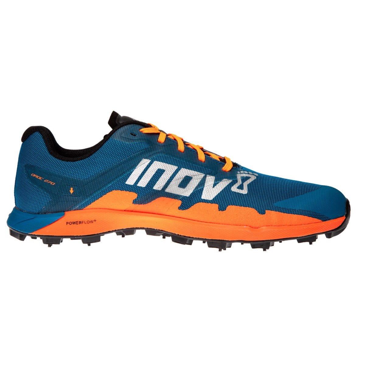 Běžecká obuv Inov-8  OROC 270 M (P) blue/orange modrá/oranžová