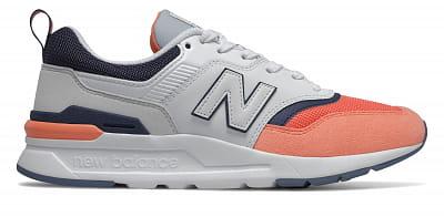 Dámská volnočasová obuv New Balance CW997HBD