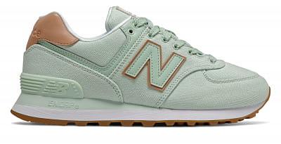 Dámská volnočasová obuv New Balance WL574SCD