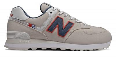 Pánská volnočasová obuv New Balance ML574SOM