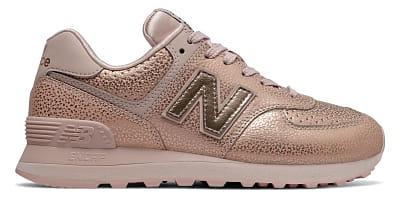 Dámská volnočasová obuv New Balance WL574SOJ