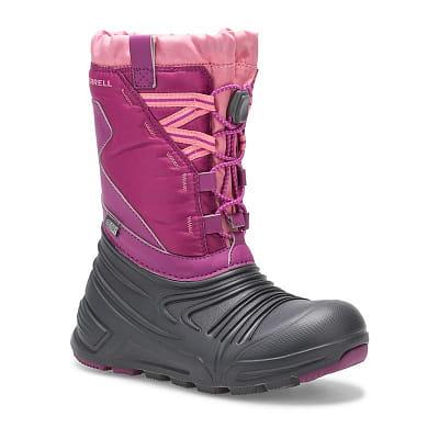 Dětská zimní obuv Merrell Snow Quest Lite 2.0 WTPF