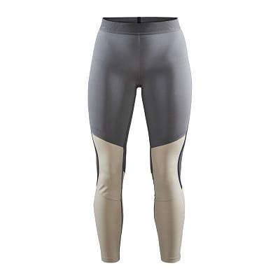Kalhoty Craft W Kalhoty Vent dlouhé šedá