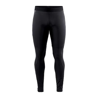 Nohavice Craft Kalhoty Vent dlouhé černá