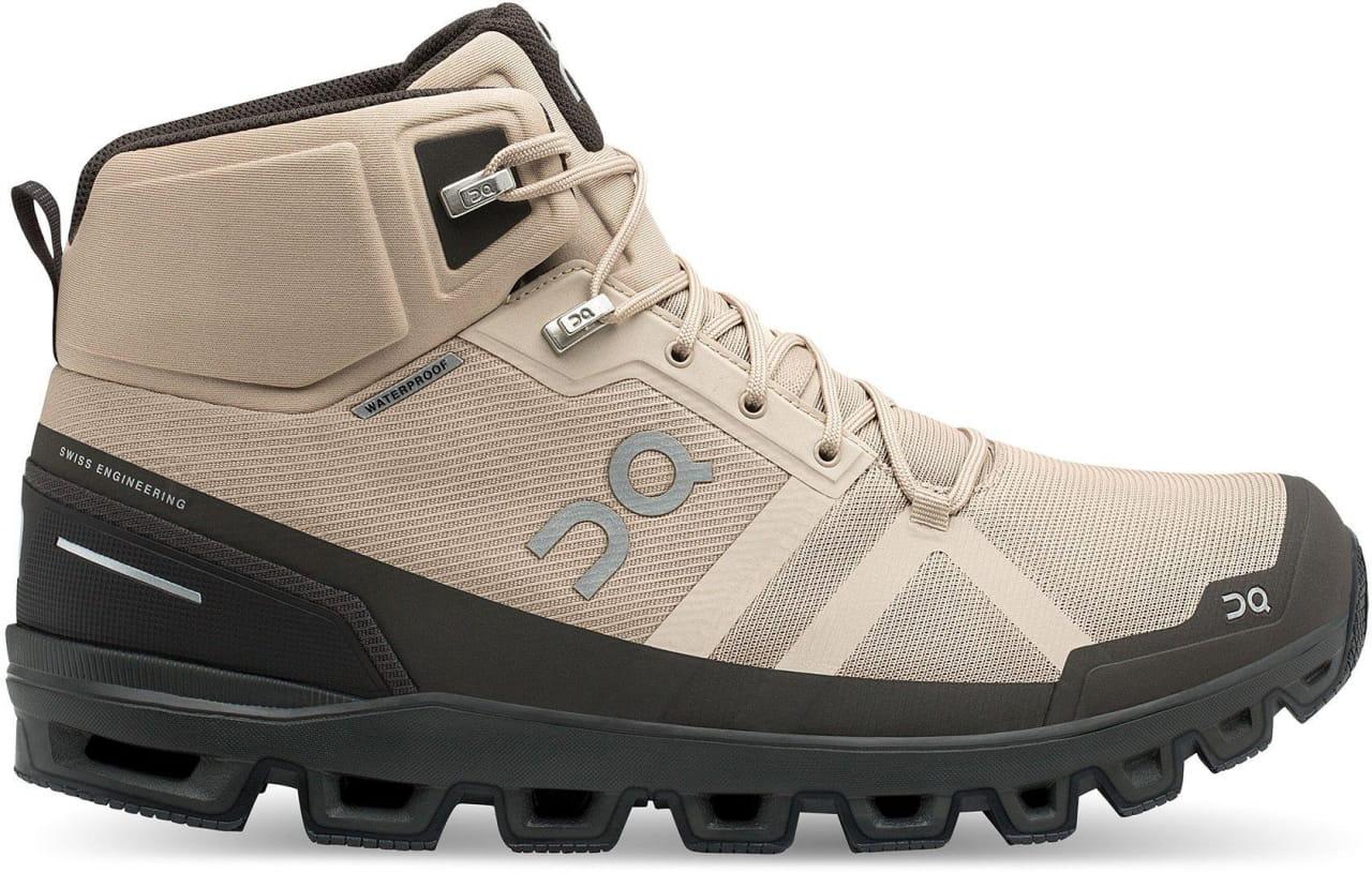 Pánska obuv na horskú turistiku On Running Cloudrock Waterproof
