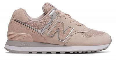 Dámská volnočasová obuv New Balance WL574EQ