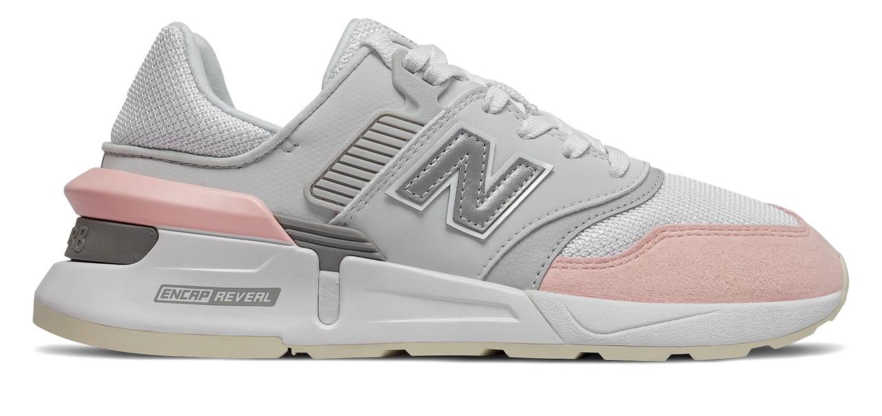 Dámská volnočasová obuv New Balance WS997GFJ