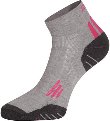 Nízké ponožky Alpine Pro Axion 3