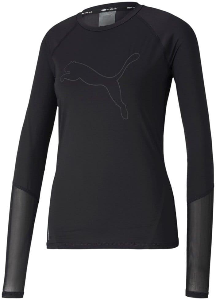 Dámské sportovní tričko Puma Runner Id Long Sleeve
