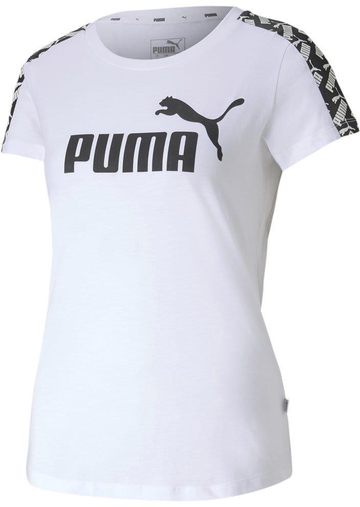 Dámské sportovní tričko Puma Amplified Tee