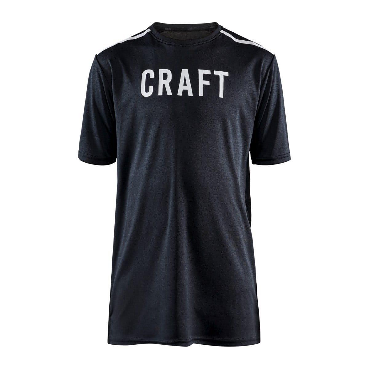 Trička Craft Triko Focus Long JR černá