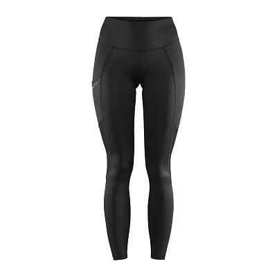 Kalhoty Craft W Kalhoty ADV Essence černá