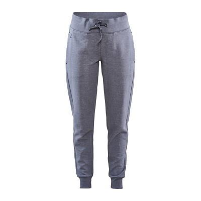 Kalhoty Craft W Kalhoty Icon tmavě šedá