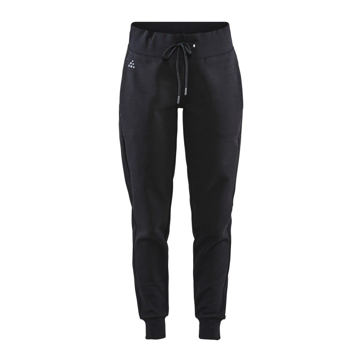 Kalhoty Craft W Kalhoty Icon černá