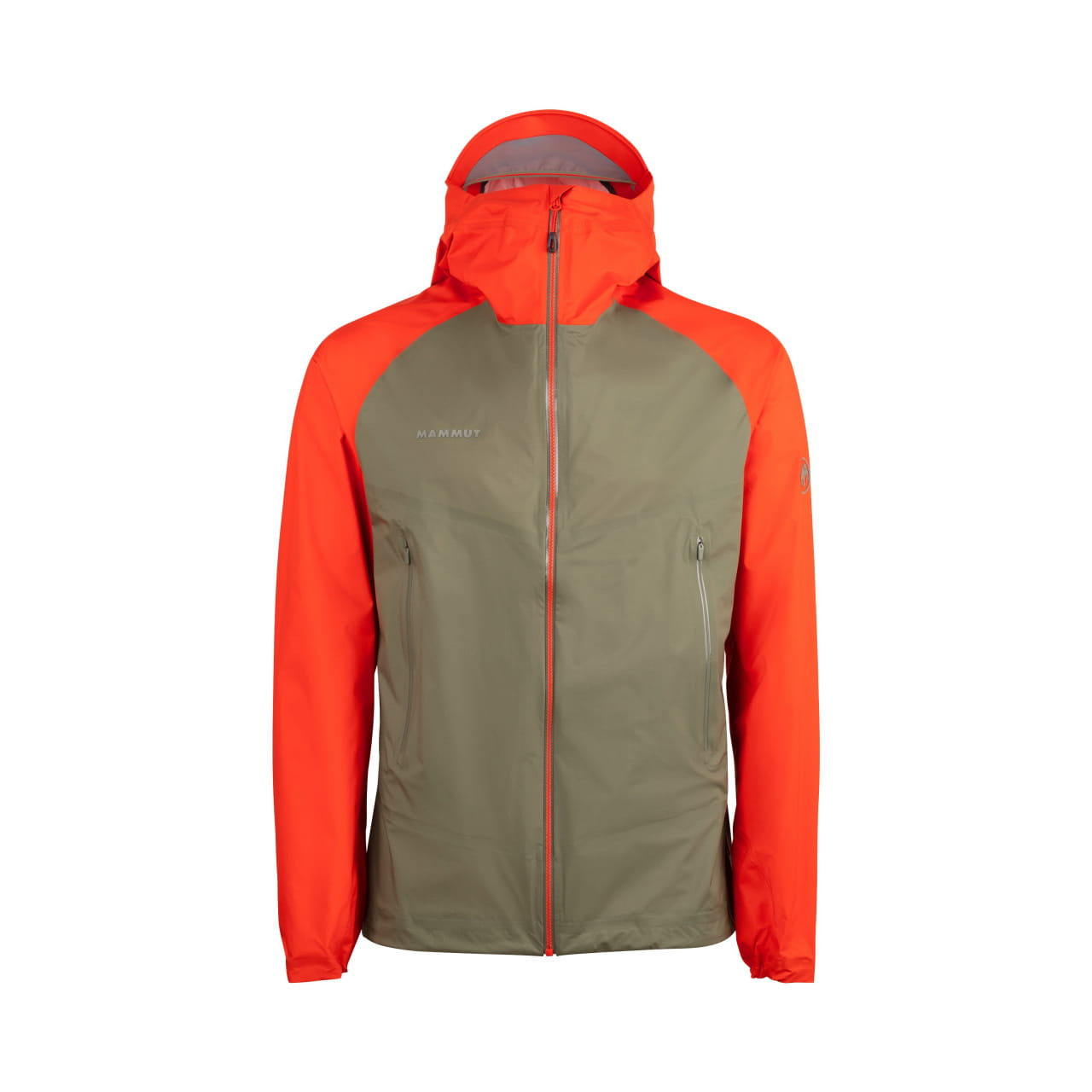Pánská bunda Mammut Masao Light HS Hooded Jacket Men