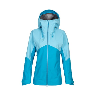 Dámská bunda Mammut Crater HS Hooded Jacket Women