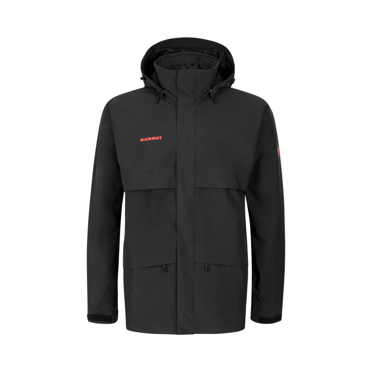 Pánská bunda s kapucí Mammut Heritage HS Hooded Jacket Men