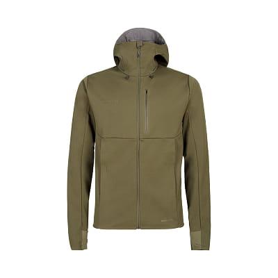 Pánská bunda Mammut Ultimate V SO Hooded Jacket Men