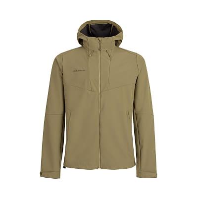 Pánská bunda Mammut Sapuen SO Hooded Jacket Men