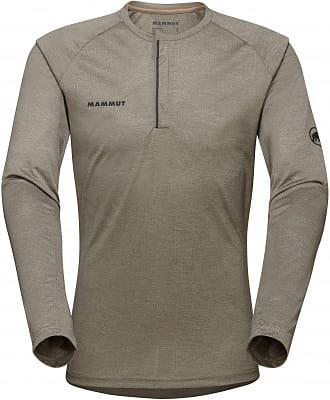 Pánské tričko Mammut Crashiano Longsleeve Men