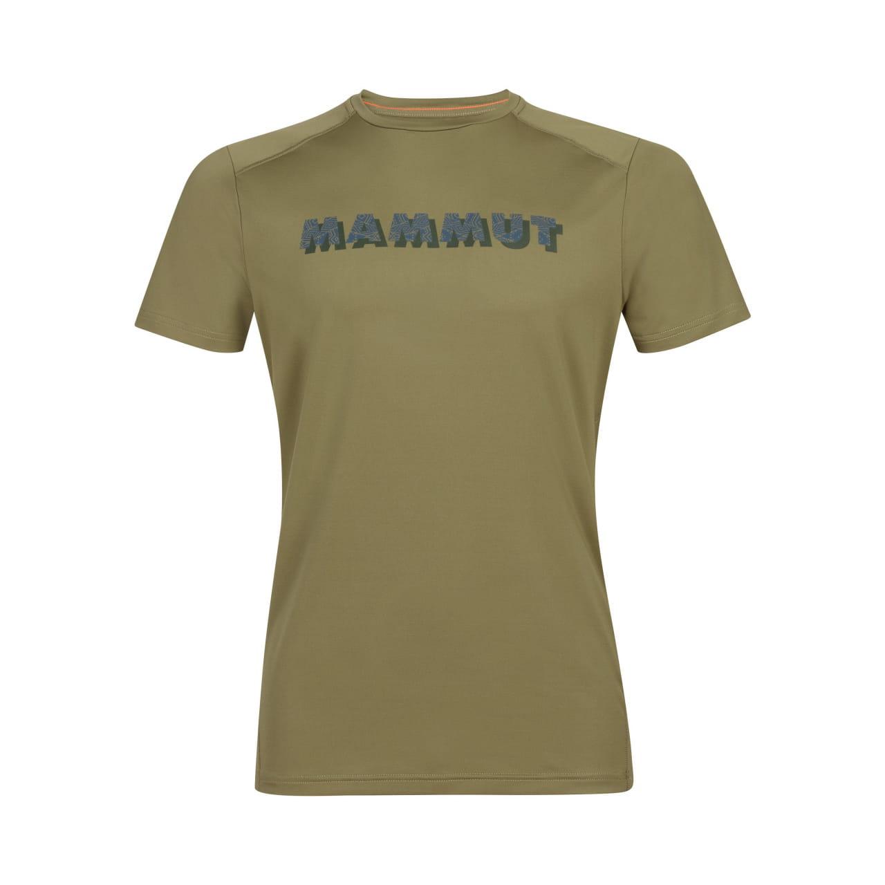 Pánské tričko Mammut Splide Logo T-Shirt Men