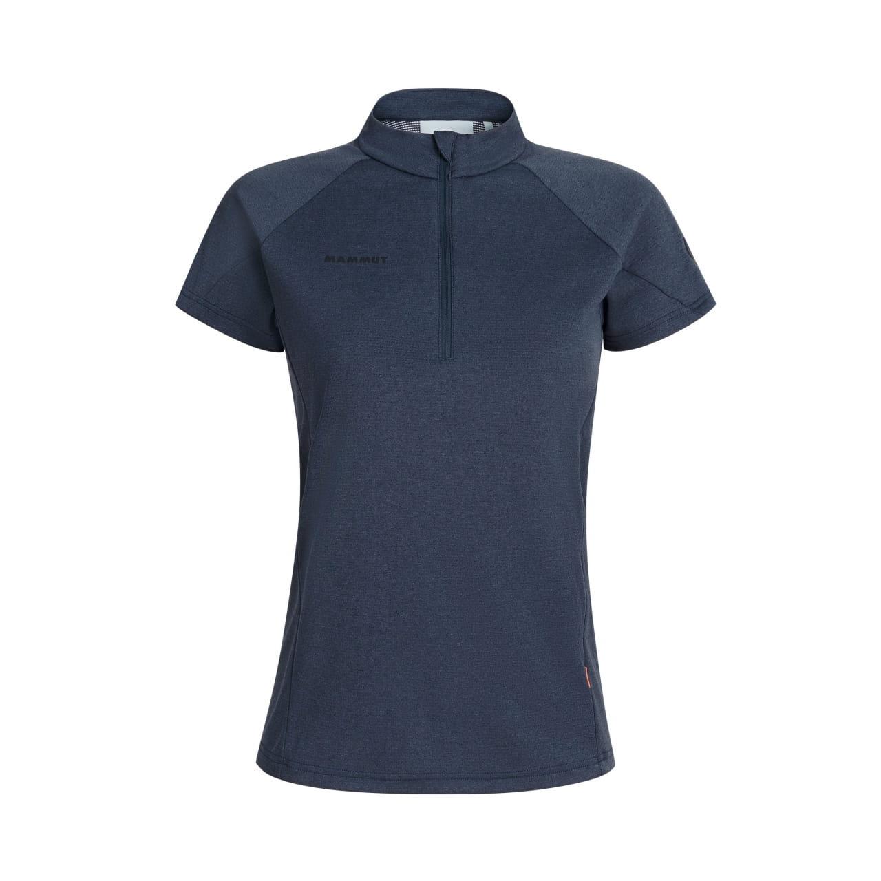 Dámské tričko Mammut Aegility Half Zip T-Shirt Women