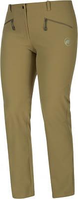 Softshellové kalhoty pro ženy Mammut Macun SO Pants Women