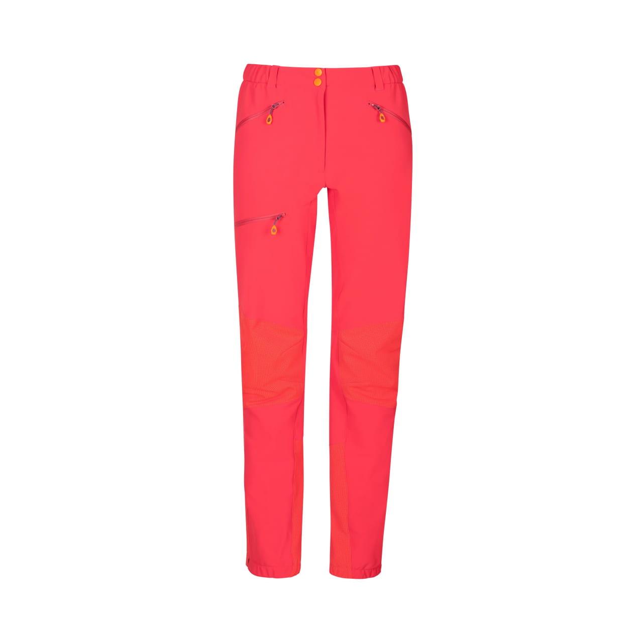 Softshellové kalhoty pro ženy Mammut Eisfeld Advanced SO Pants Women