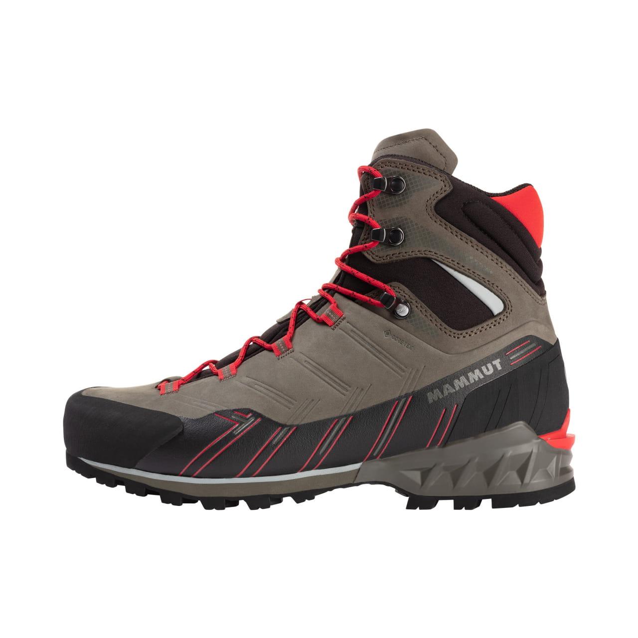 Moderné horolezecká topánka Nubuck Mammut Kento Guide High GTX Men