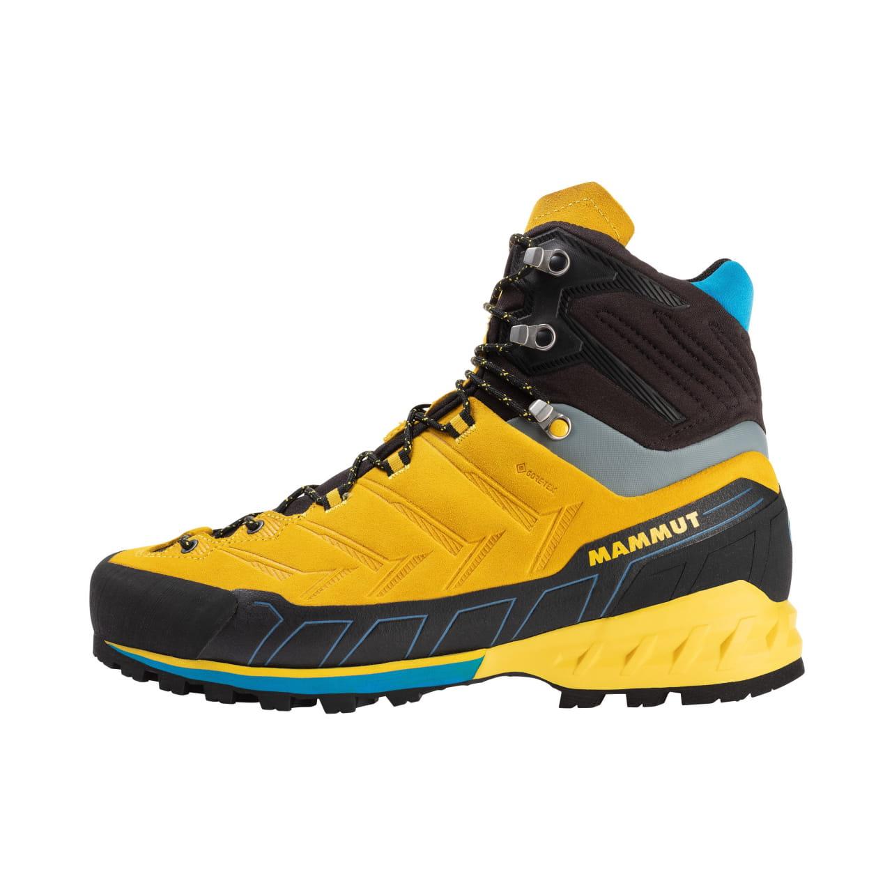 Stabilní obuv pro horskou turistiku a via ferraty Mammut Kento Tour High GTX Men