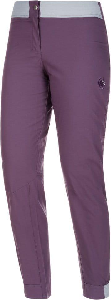 Lezecké kalhoty pro ženy Mammut Alnasca Pants Women