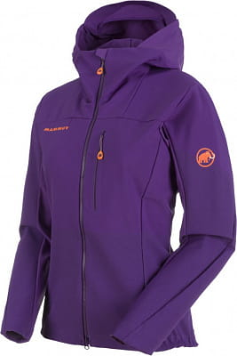 Dámská bunda Mammut Eisfeld Light SO Hoody Women