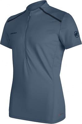 Pánské tričko se zipem Mammut Atacazo Light Zip T-Shirt Men