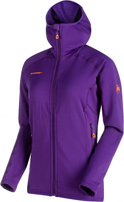 Dámská mikina s kapucí Mammut Eiswand Advanced ML Hooded Jacket Women