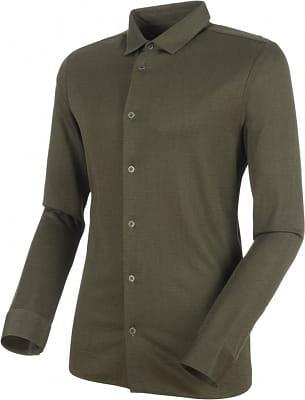 Pánská košile s dlouhým rukávem Mammut Fedoz Longsleeve Shirt Men