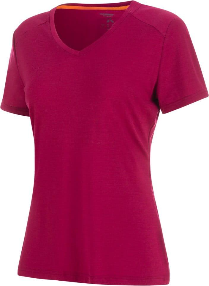 Dámské tričko Mammut Alvra T-Shirt Women